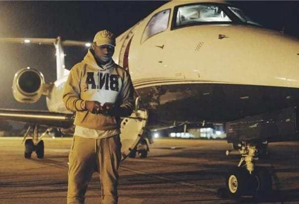 The ins and outs of Davido's new private jet