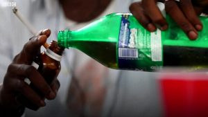 CODEINE NDLEA SUSPECTS
