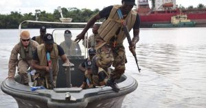 NIGER DELTA OPS - OPERATION DELTA SAFE