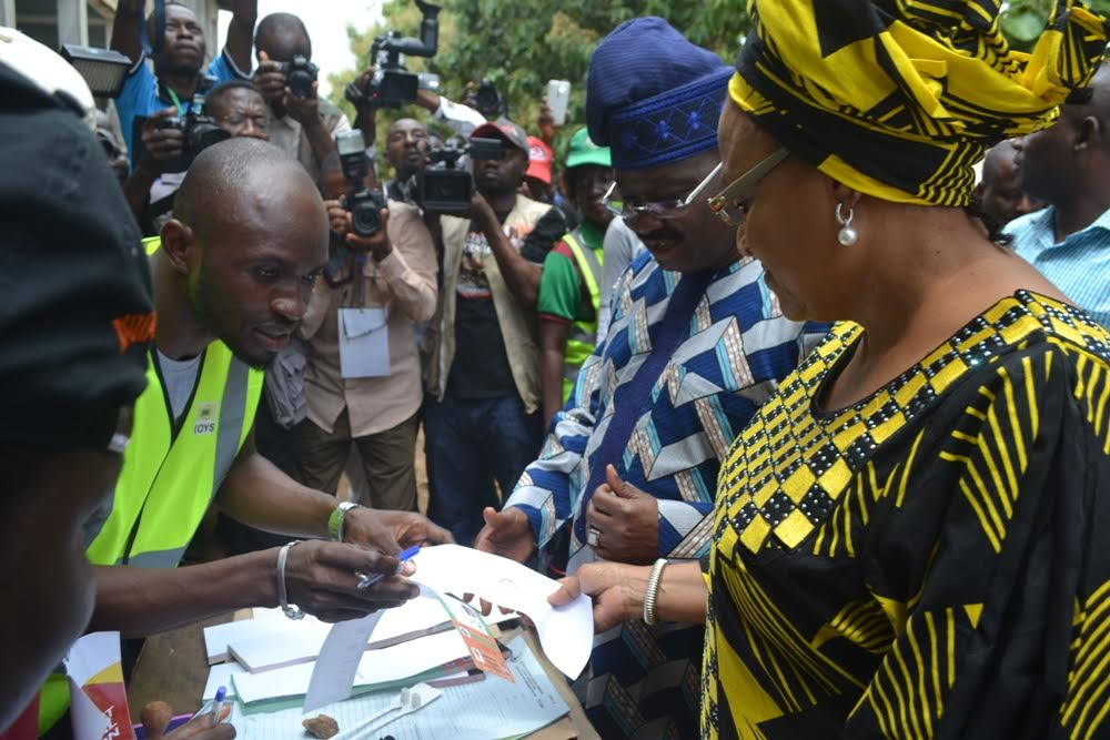Local Government Election In Oyo State