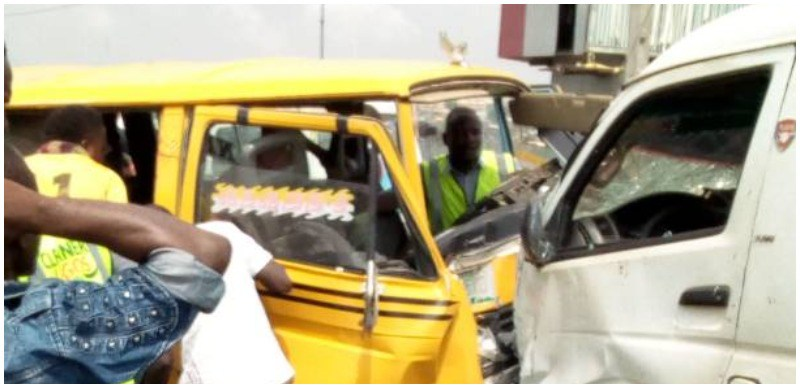 10 injured in another accident on Otedola Bridge
