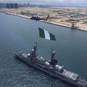 Multinational NAVIES assist Nigeria to combat piracy - NNS OKPABANA