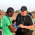 COACH DENNERBY - SUPER FALCONS - GAMBIA - WOMEN AFRICA CUP OF NATIONS