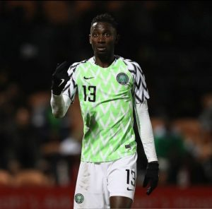 WORLD CUP - INTERNATIONAL FRIENDLY - NIGERIA - CZECHIA - NDIDI - ROHR