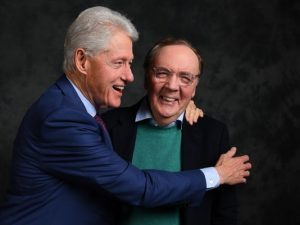 BILL CLINTON - JAMES PATTERSON - THE PRESIDENT IS MISSING