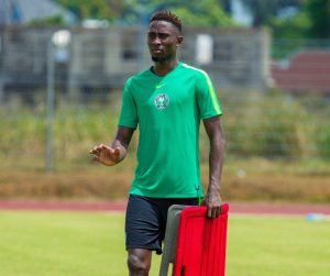 NDIDI FIT FOR WORLD CUP - ROHR