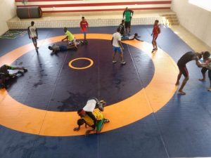 AYG - African Youth Games - WRESTLING