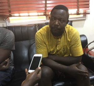 OFFA BANK ROBBER CONFESSES
