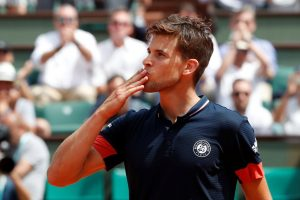 DOMINIC THEM - FRENCH OPEN