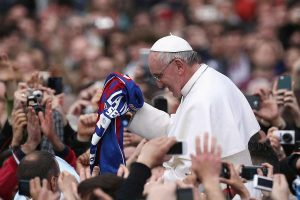 POPE FRANCIS - VATICAN - ARGENTINA - WORLD CUP