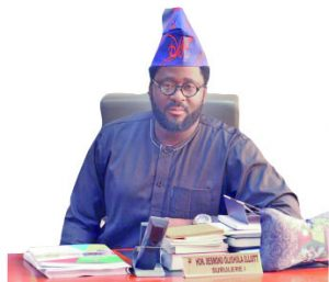 Interview : Hon. Desmond Elliot: Life is not forever, touch as many lives as possible