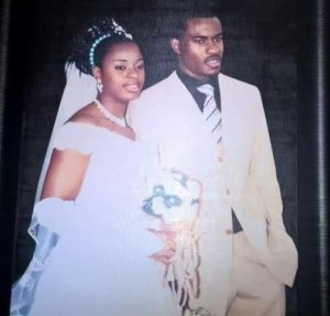 VINCENT ENYEAMA - WEDDING ANNIVERSARY