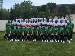 ROHR - EAGLES READY FOR CROATIA