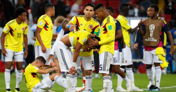 Russia 2018: Colombian players receive death threats