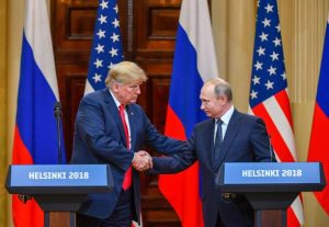 US-RUSSIA TROUBLED RELATIONS