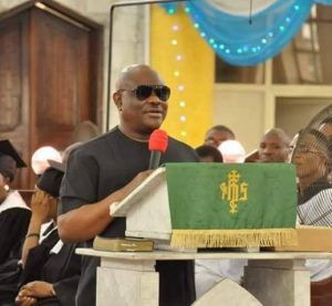 WIKE WARNS TO BE WARY OF APC FG 'DICTATORIAL TENDENCIES'