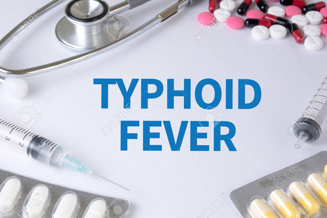 Ways to live without typhoid fever