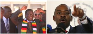 AFTER the fall of Mugabe, rough road to Zimbabwe's high-stakes election