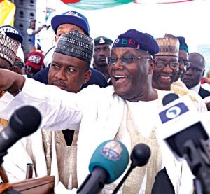 ATIKU - OPPOSITION TRUMP CARD