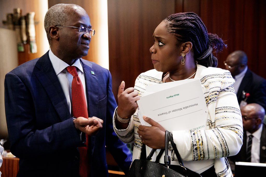 FAAC deadlock: Buhari to decide on NNPC – Adeosun