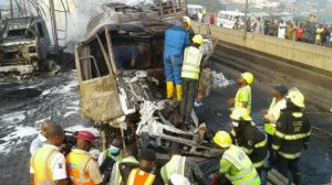 TANKER CRASHES - STAKEHOLDERS SUMMIT