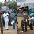EKITI GUBER - SOLDIERS SHOW OF FORCE