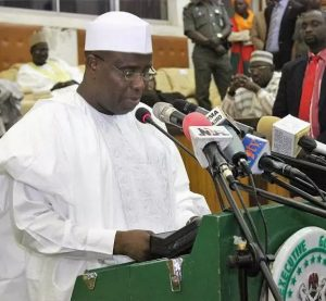 COMMISSIONERS - SOKOTO STATE GOVERNOR AMINU TAMBUWAL