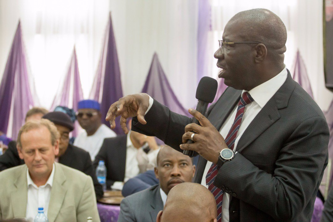 Obaseki mulls security trust fund for Edo
