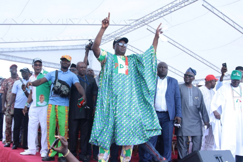 We'll take over from Fayose – ADP
