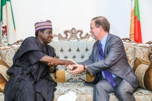 LALONG - YOUNG - END SPATE OF KILLINGS - US TO FGN