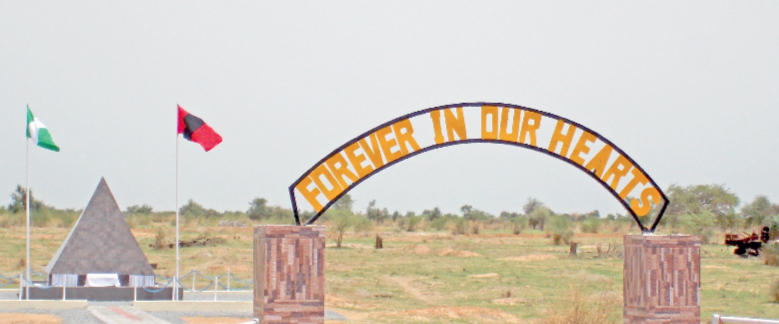 Battle of Gudumbali: Army remembers 150 soldiers killed in B'Haram fiercest attack