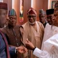 GOVERNORS - FEDERATION ACCOUNT - FAAC - NNPC