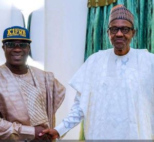 K1 De Ultimate Buhari