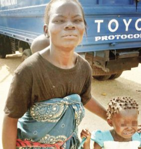 Killer mum buries own kids alive after losing HUSBAND to herdsmen