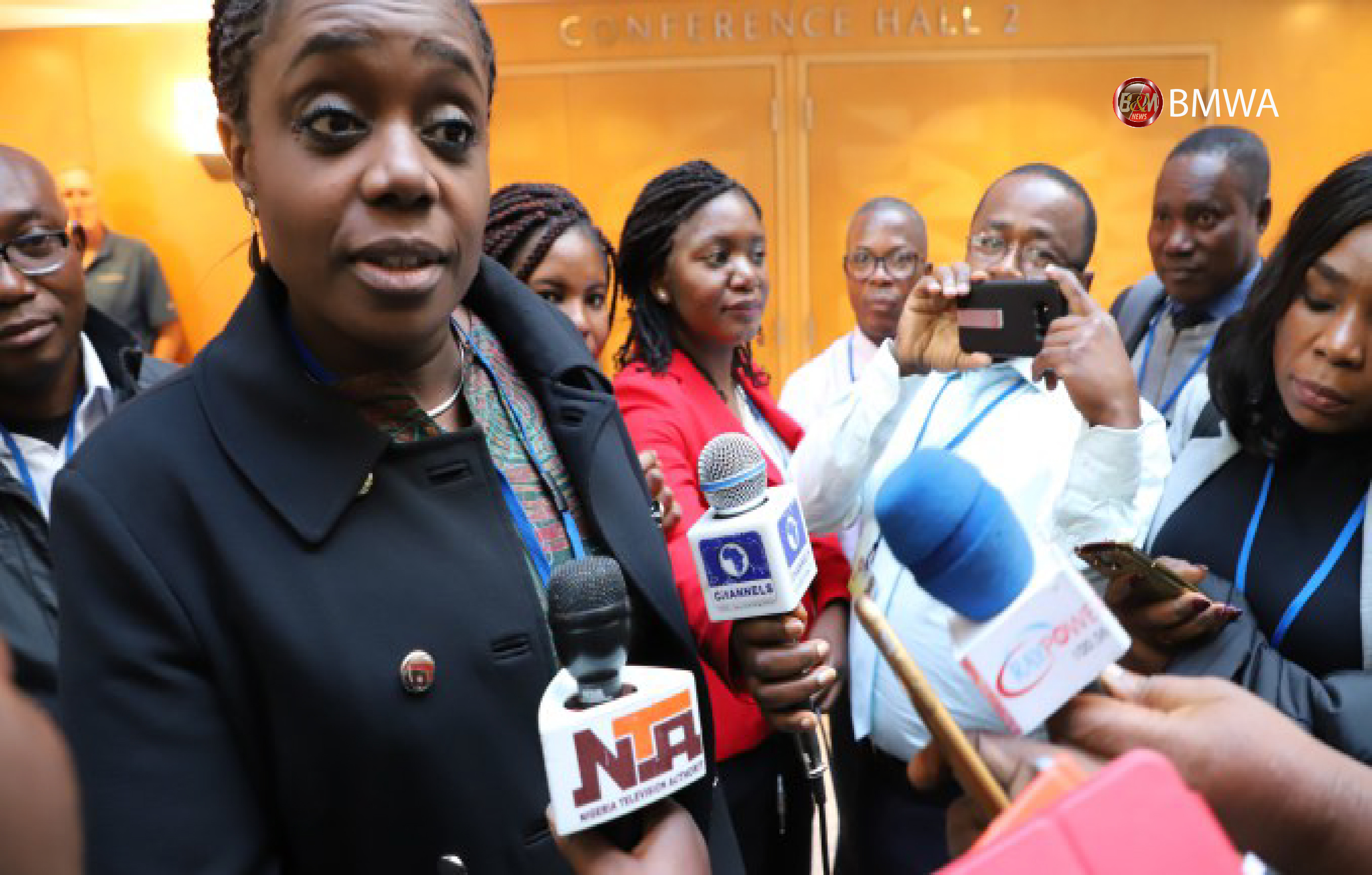 Is Adeosun still Nigeria's finance minister?