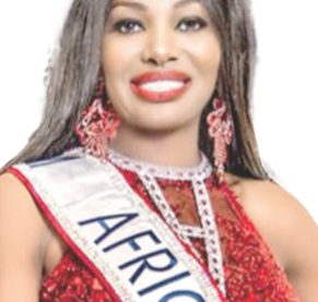 MISS AFRICA WORLD - UCHE