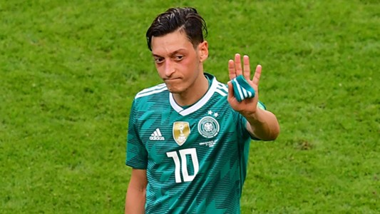 German soccer body rejects Ozil's racism accusations