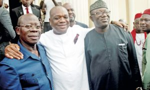 FAYEMI - FAYOSE - BREACH OF PEACE