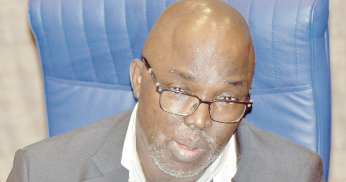 NFF crisis: DSS kicks out Giwa, restores Pinnick
