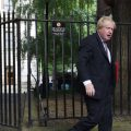 FOREIGN MINISTER QUITS OVER BREXIT