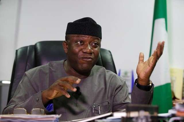Fayemi moves to recover N21b spent on federal roads