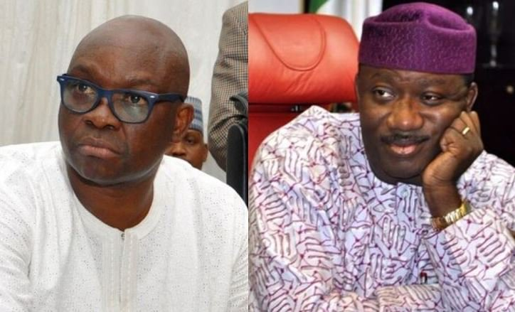 BSES clampdown: Fayose's aide, Fayemi's c'ittee trade tackles