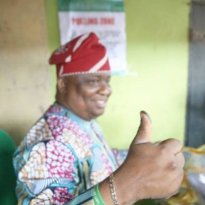 Ogun: AGGRIEVED APC members defect to AD