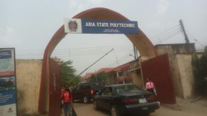 ABIA STATE POLY - FINAL YEAR STUDENT