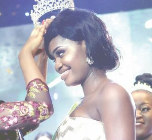 MISS NIGER DELTA - GINA REGINALD