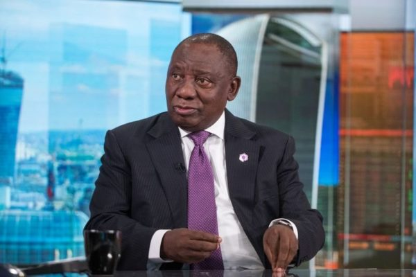 Recession looms in South Africa