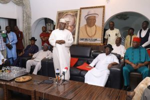 PANDEF, Ohanaeze, AFENIFERE, others to meet Buhari over 2019