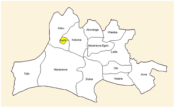 Nasarawa/Toto killings, grand plan against us - Ba on map of west indies, map of idaho, map of bauchi, map of benin city, map of port harcourt, map of abuja, map of zaria, map of nigeria, map of kano,