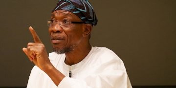 Image result for Rauf Aregbesola.