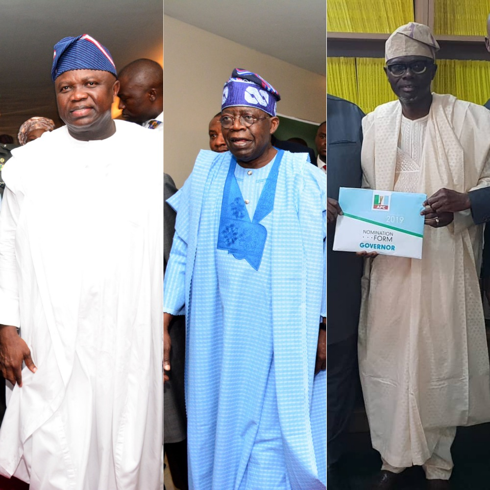 Image result for 2019: Ambode May Withdraw From Governorship Race